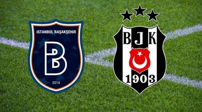 Başakşehir - Beşiktaş karşılaşmasının VAR hakemi belli oldu