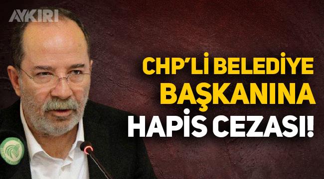 CHP'li Edirne Belediye Başkanı Recep Gürkan'a 2 ay 15 gün hapis cezası