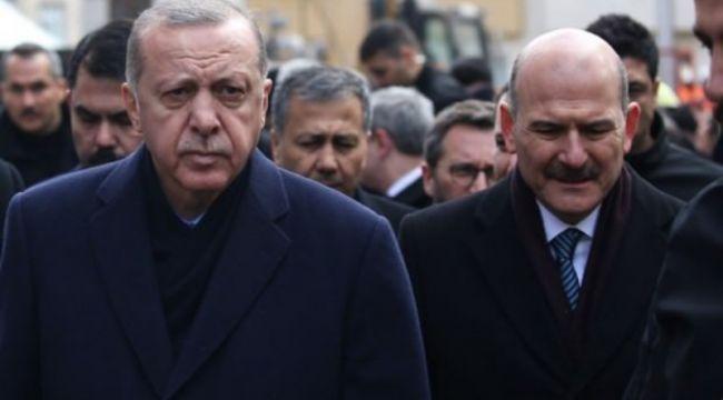 Cumhurbaşkanı Erdoğan'dan Süleyman Soylu'ya başsağlığı mesajı