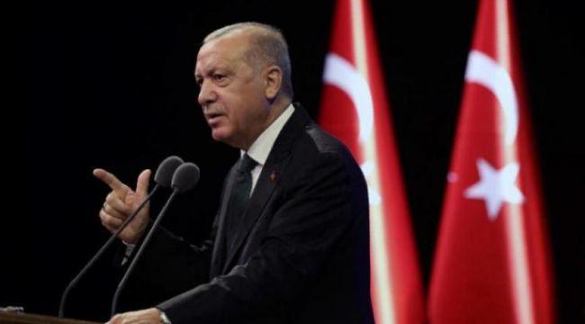 """Cumhurbaşkanı Erdoğan: """"Kadına yönelik fiziki, ruhsal şiddeti ve ayrımcılığı en sert şekilde kınıyorum"""""""