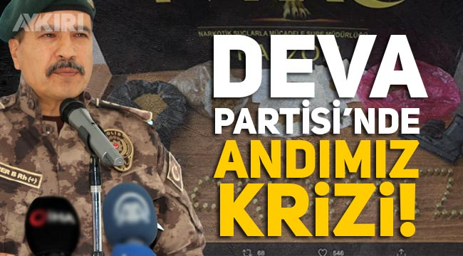 """DEVA Partisi'nde Andımız krizi, İl Başkanından Milletvekiline tepki: """"Emniyet müdürümüzün yanındayız"""""""