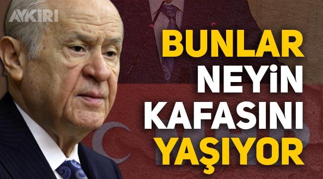 """Devlet Bahçeli partisinin grup toplantısında konuştu: """"HDP acilen kapatılmalıdır"""""""