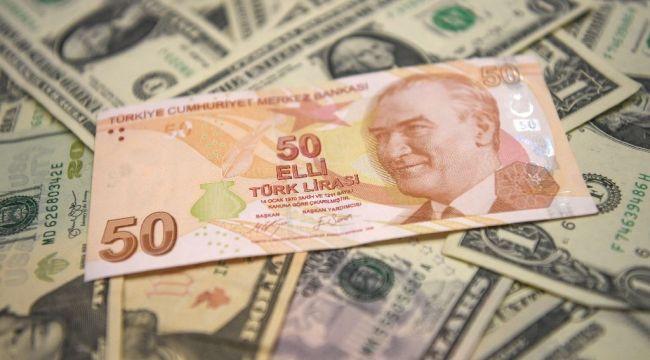 Dolar, 21 Aralık'tan sonra ilk defa 7,70'in üzerinde