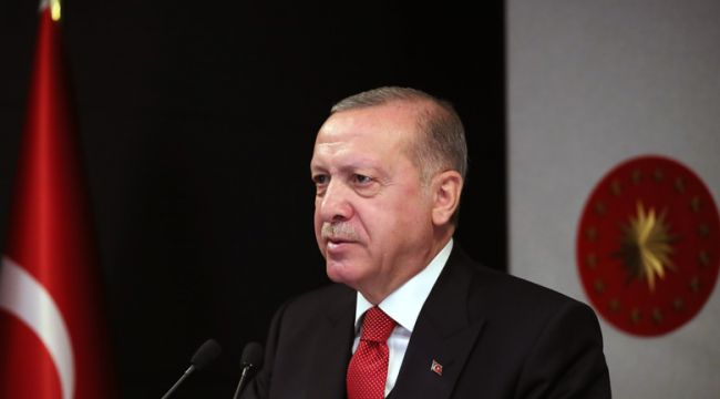Erdoğan'dan sağlık çalışanlarına mektup
