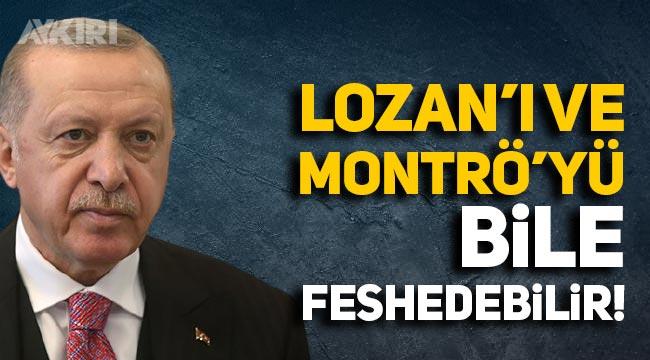 'Erdoğan, İstanbul Sözleşmesini kaldırdığı gibi; Lozan'ı, Montrö'yü bile feshedebilir'