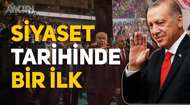 Erdoğan, MHP kongresine katılıyor