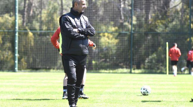 Erzurumspor'da İsmail Kartal ile yollar ayrıldı!