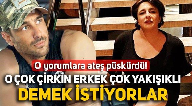 Esra Değirmencioğlu 15 yaş küçük Murat Balcı ile yaşadığı ilişkiyi eleştirenlere ateş püskürdü