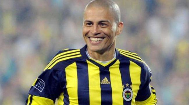 Fenerbahçe efsanesi Alex de Souza teknik direktör oluyor