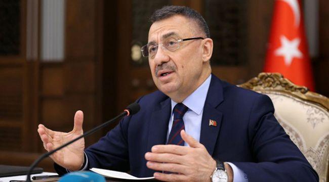 Fuat Oktay'dan İstanbul Sözleşmesi açıklaması: Çareyi dışarılarda aramaya gerek yok