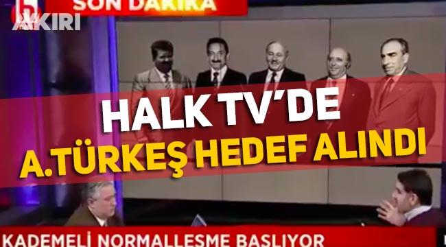 Levent Gültekin'in Halk TV'deki sözlerine tepkiler büyüyor