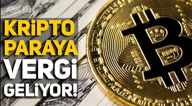 Hazine ve Maliye Bakanlığı harekete geçti: Kripto paralara vergi geliyor!