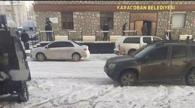 HDP'li Karaçoban Belediye Başkanı Halit Uğun PKK'ya yardımdan gözaltına alındı