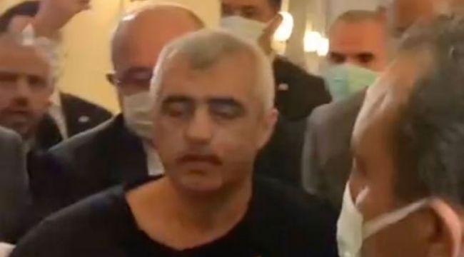 HDP'li Ömer Faruk Gergerlioğlu, serbest bırakıldı