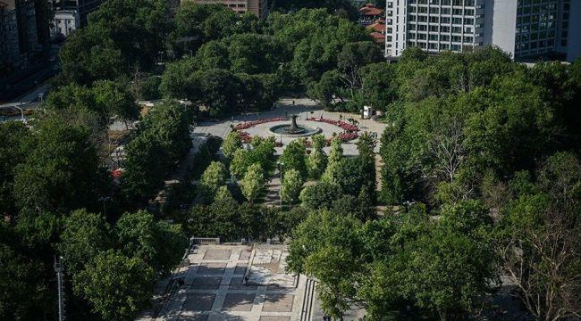 İBB'den Gezi Parkı tepkisi: 'Hesaplaşma, engelleme, vesayet'