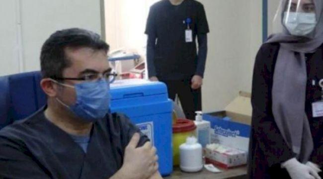 İlk doz aşısını bir ay önce olan Erzurum Valisi koronavirüse yakalandı