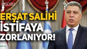 Irak Türkmen Cephesi Başkanı Erşat Salihi istifaya zorlanıyor!
