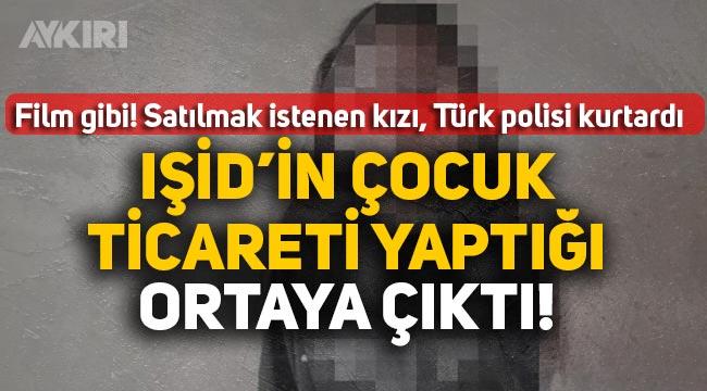 IŞİD'in internetten Kürtçe ilanla çocuk sattığı ortaya çıktı