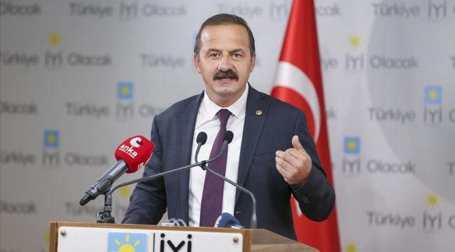 İYİ Partili Ağıralioğlu: HDP, PKK'ya savaş açmak zorundadır