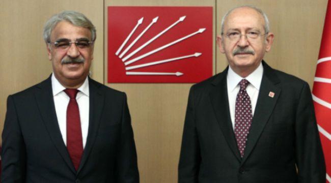 Kılıçdaroğlu, HDP'li Mithat Sancar ile görüştü