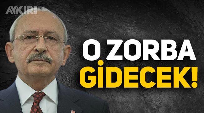 Kılıçdaroğlu'ndan Erdoğan'a sert sözler: O zorba gidecek!