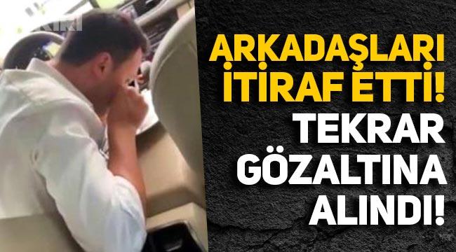 Kürşat Ayvatoğlu yeniden gözaltına alındı: Pudra şekeri değil, kokaindi!