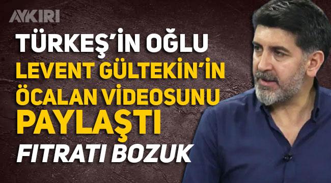 """Kutalmış Türkeş'ten Levent Gültekin'e çok sert tepki: """"Fıtratı bozuk"""""""