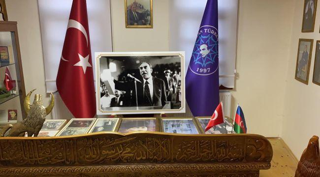 Alparslan Türkeş Vakfı'ndan Levent Gültekin'e tepki
