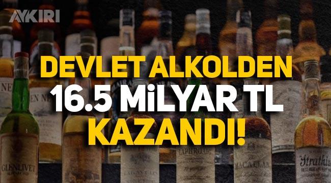 Lütfi Elvan alkolden 2020 yılında 16.5 milyar TL kazanıldığını açıkladı
