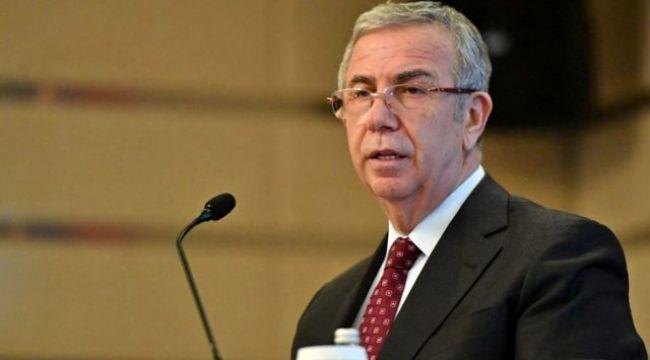 Mansur Yavaş'tan Cumhurbaşkanı adaylığı açıklaması