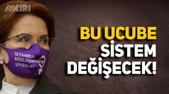 Meral Akşener'den İstanbul Sözleşmesi kararına tepki: Bu ucube sistem değişecek!