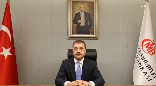 Merkez Bankası Başkanı Kavcıoğlu, banka genel müdürleriyle görüşecek