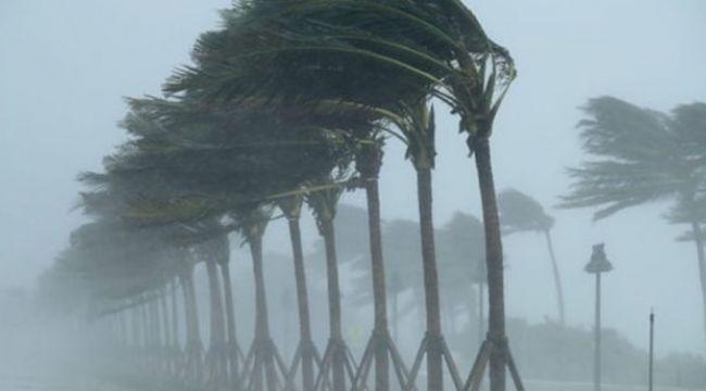 Meteoroloji'den fırtına ve kuvvetli rüzgar uyarısı