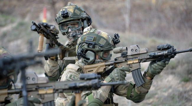 MSB duyurdu: 14 PKK/YPG'li terörist öldürüldü