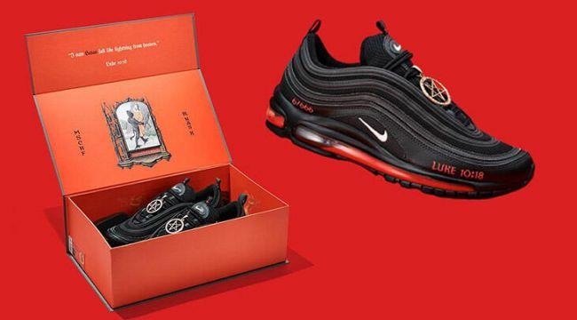 Nike, gerçek insan kanı kullanılan ayakkabılara dava açtı