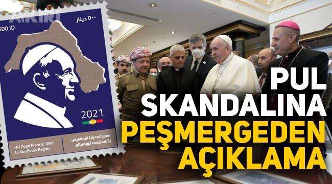 """Peşmerge yönetiminden Sözde """"Kürdistanlı"""" pul hakkında açıklama"""