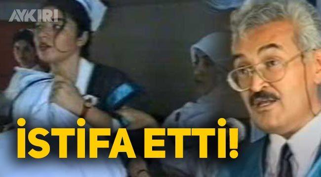 Prof. Servet Özgür, Toros Üniversitesi'ndeki görevinden istifa etti!