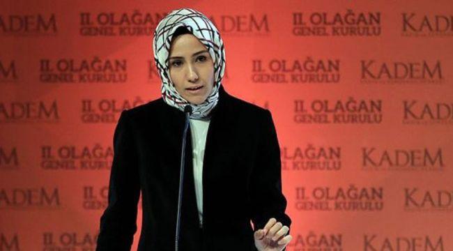 Sümeyye Erdoğan'ın yönetiminde olduğu KADEM'den İstanbul Sözleşmesi açıklaması