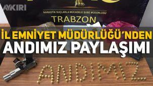 Trabzon Emniyet Müdürlüğü'nden