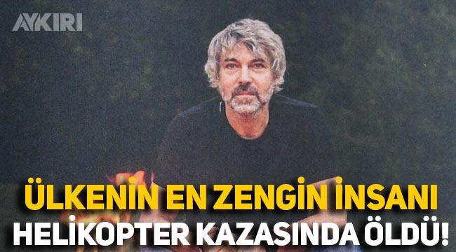 Ünlü iş insanı Petr Kellner helikopter kazasında öldü