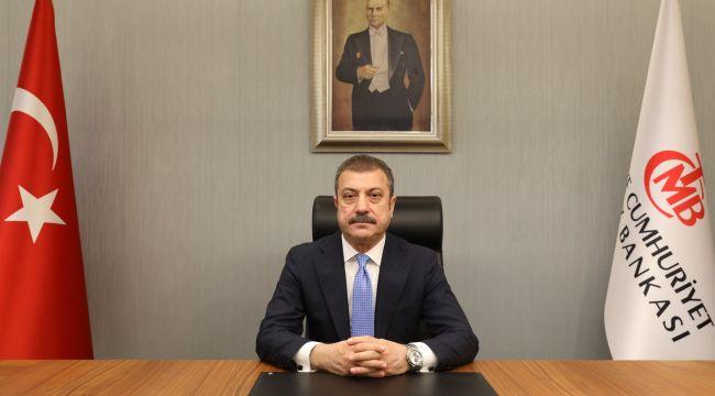 Merkez Bankası'nın yeni başkanı Şahap Kavcıoğlu'dan ilk açıklama