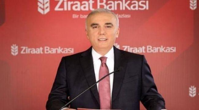 Ziraat Bankası Genel Müdürü görevinden ayrılıyor!