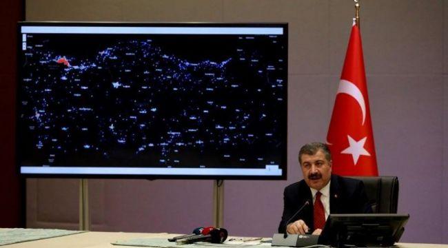 18 Nisan koronavirüs tablosu açıklandı: 318 kişi daha yaşamını yitirdi!