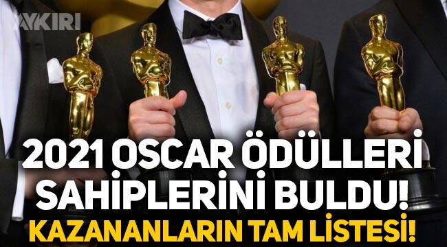93. Oscar Ödülleri sahiplerini buldu! Hangi filmler ödül aldı? İşte kazananların tam listesi