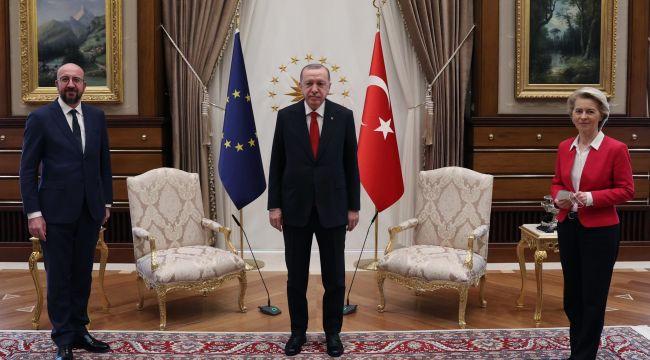 AB'den Türkiye ziyareti sonrası açıklama