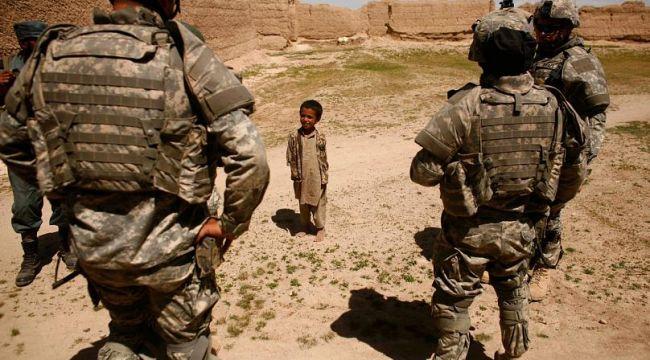 ABD, Afganistan'daki askerlerini geri çekiyor
