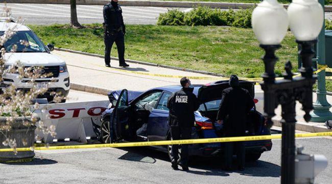 ABD Kongre Binası önünde çatışma: 2 kişi öldü!