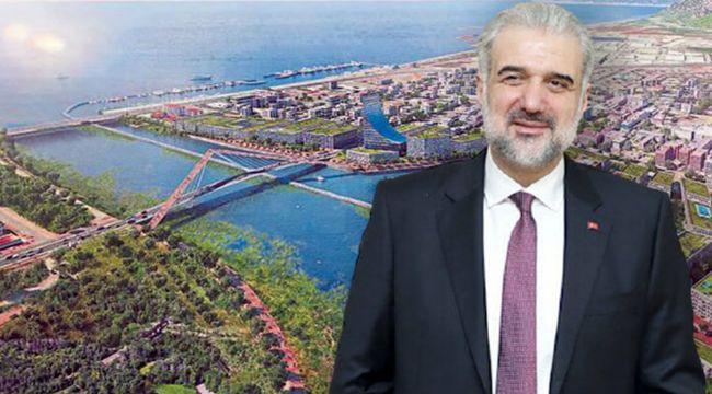 AK Partili başkan projeleri karıştırdı: Kanal İstanbul yerine Boğaçayı projesi paylaşımı
