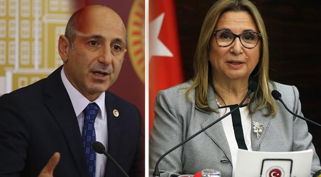 """Ali Öztunç'tan, Ticaret Bakanı Ruhsar Pekcan'a: """"9 milyon liralık dezenfektan sattınız mı satmadınız mı?"""""""