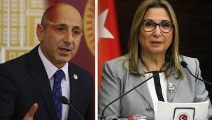 Ali Öztunç'tan, Ticaret Bakanı Ruhsar Pekcan'a: